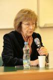 Marie Zábranová, nakladatelská redaktorka (vdova po Janu Zábranovi)